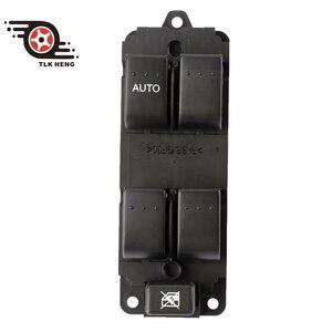 Новый Электрический оконный главный переключатель для Mazda 3 2004-2009 BN8F66350A BN8F-66-350A
