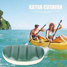 Водные виды спорта подушки необходимые наружные гаджеты пляж плавательный бассейн лодка для рыбалки, каяк Подушка сиденье, воздушная подушка 550x350x100 мм