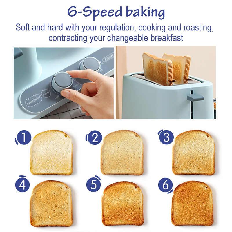 GEVI 3 w 1 elektryczne urządzenie śniadaniowe wielofunkcyjna patelnia mini garnek do gotowania chleb domowy pizza sandwich patelnia 220V