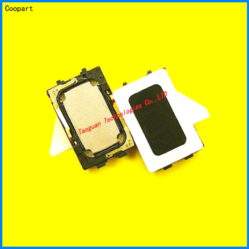 2pcs/lot Coopart New Ear Speaker Receiver Earpiece Replacement For Nokia E71 5800 N85 X6 N8 E52 5230 6700C N86 E66 High Quality