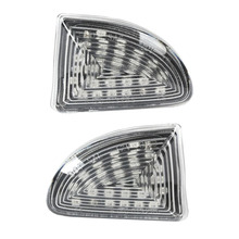 Car Dynamic Turn Signal Lights LED Side Marker Repeater Lamp for Mercedes SMART FORTWO W451 2007-2019 2pcs