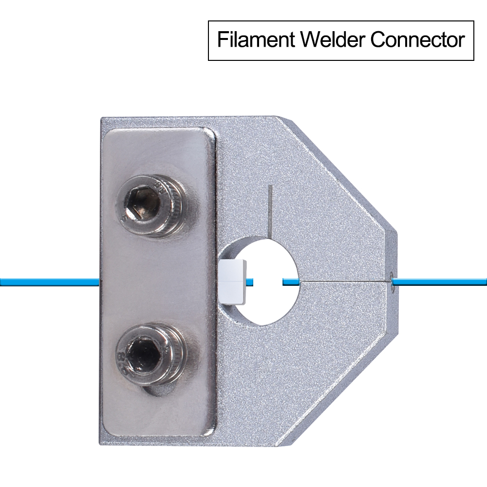 Filament Welder Connector 3D Printer Parts For 1.75mm/3.0mm PLA ABS Filament Sensor Ender 3 Pro Anet SKR 3D Printer