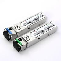 DFP1 3003 2IY11 155m LC sfp transceiver module single fiber 40KM fiber optical transceiver sfp module