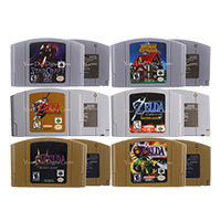 64 Bits Video Game Cartridge Games Console Card  Zeld Series English Language US Version For Nintendo