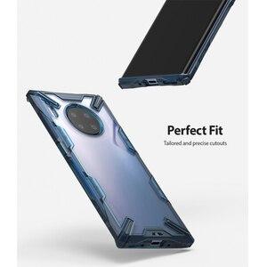 Image 4 - Ringke Fusion X Voor Huawei Mate 30 Pro Case Dual Layer Heavy Duty Drop Bescherming Pc Clear Back Cover En zachte Tpu Frame Hybrid