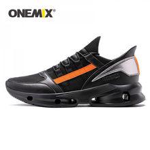 ONEMIX Trail Running Schuhe Für Männer Mode Technologie Trend Turnschuhe Mann Im Freien Sportlich Trainer Sport Tennis Walking Schuhe