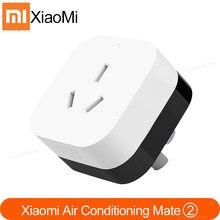 Original xiaomi mijia ar condicionado companheiro 2 com sensor de temperatura e umidade controle remoto sem fio por mi casa inteligente app