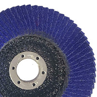 Tools Polishing wheel Angle Grinder Grit 80 T29 conical 15300 rpm For steel metal copper plastic