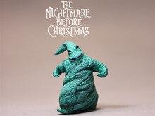Coleção limitada rara original o pesadelo antes do natal figura de brinquedo diy material decoração