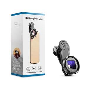 Image 5 - APEXEL 2020 Più Nuovo 1.33X Obiettivo Anamorfico Widescreen Videocamere Lente Vlog Le Riprese di Film Deformazione HD Del Telefono Mobile Dellobiettivo di Macchina Fotografica
