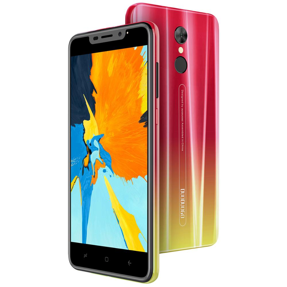 DUODUOGO G55 Mobile Phone Android 9.0 3GB RAM 16GB ROM 13MP+5MP 5.5