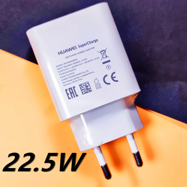Original HUAWEI Fast Charger 40W 22.5W Supercharge Type C Cable For HUAWEI P30 P40 P10 P20 Pro lite Mate 9 10 Pro Mate 20 V20 4