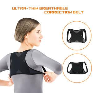 VIP DropShipping Medical Clavicle Posture Corrector Adult Children Back Support Belt Corset Orthopedic Brace Shoulder Correction