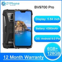 Смартфон Blackview BV9700 Pro защищенный, IP68, 6 + 128 ГБ, Android 9,0, 16,0 Мп