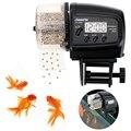 Аквариумная кормушка для рыб с дозатор корма с таймером ЖК-дисплей Дисплей для аквариума автоматические кормушки 100 мл автоматическая маши...