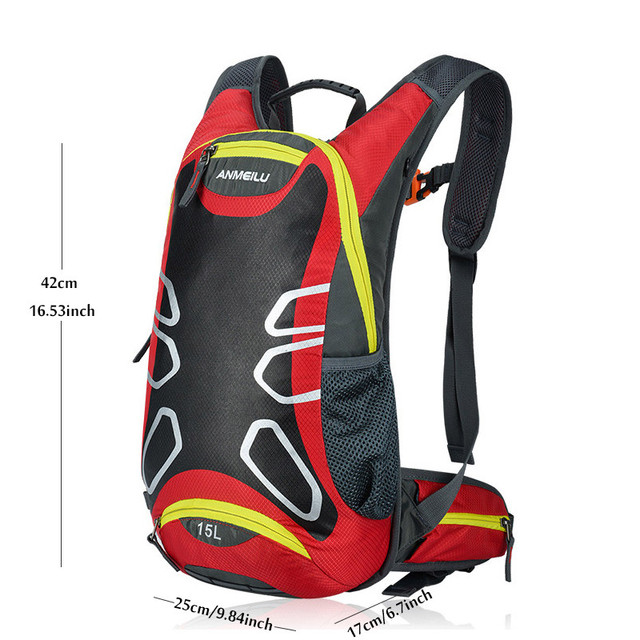 Outdoor sports  Hydration Backpack Backpack Ultralight Sport MTB Equitation of the Bicycle  Cycle Backpack water bag 2