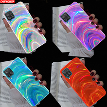 3D Colorful Rainbow Soft Case For Samsung Galaxy A12 A32 A42 A52 A72 A21S A51 A71 A01 A11 A31 A41 A10 A20 A30 A40 A50 A70 Cover