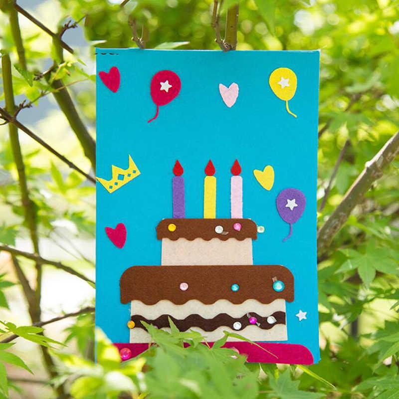 Astonishing Mothers Day Card Hand Made Material Diy Homemade Card Birthday Personalised Birthday Cards Veneteletsinfo