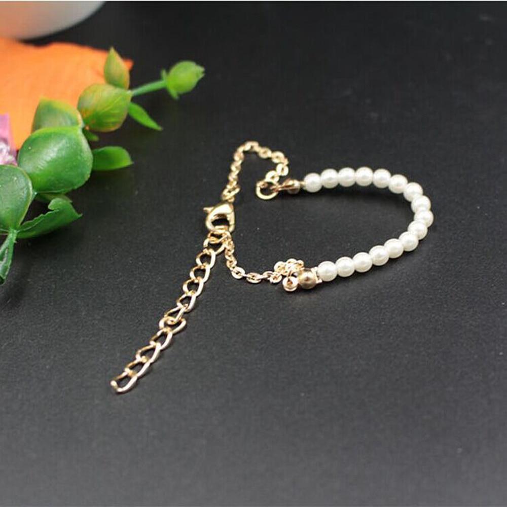 Simple Bracelet Pearl Bead...
