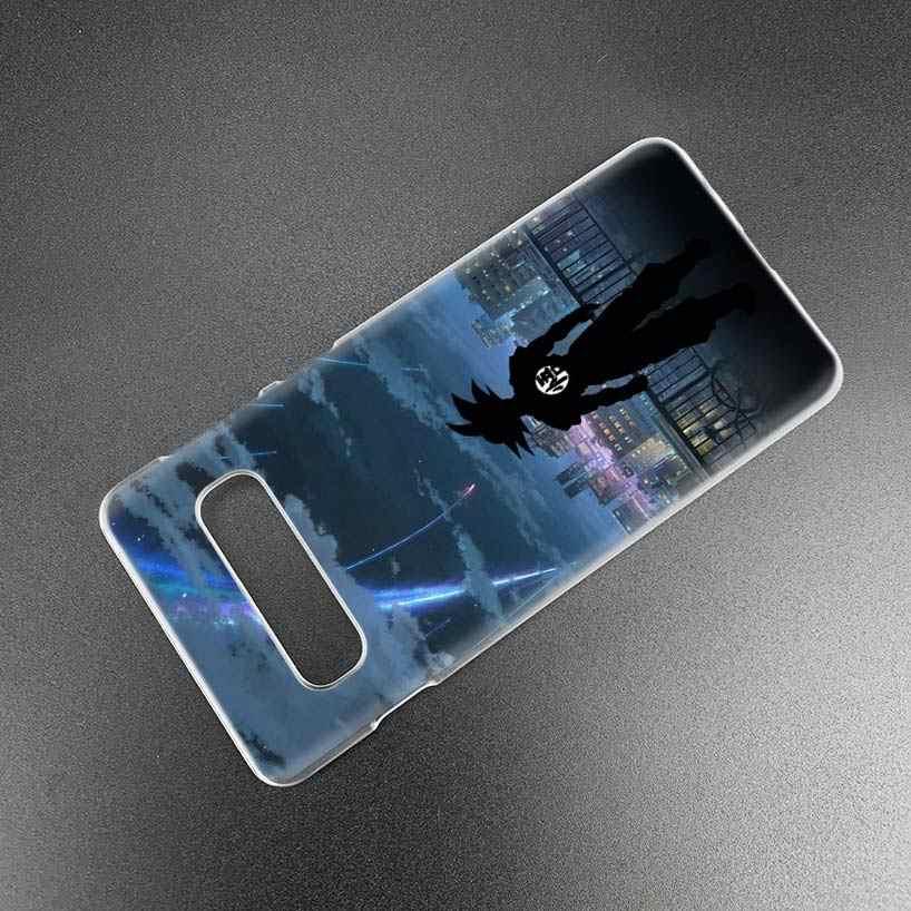 Anime Dragon Ball Truyện Tranh Dành cho Samsung Galaxy Note 10 5G 9 8 S10 S9 S8 Plus A50 A40 a70 A20 E Điện Thoại MÁY TÍNH Coque Bao A10 A30 S
