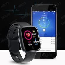 2020 Смарт часы для мужчин и женщин android подарок детей bluetoothconnect