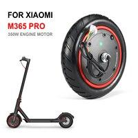 350W Motor del Motor de reemplazo para Xiaomi M365 Pro Scooter Eléctrico de rueda de Motor ACCESORIOS PARA Scooter de ruedas motrices