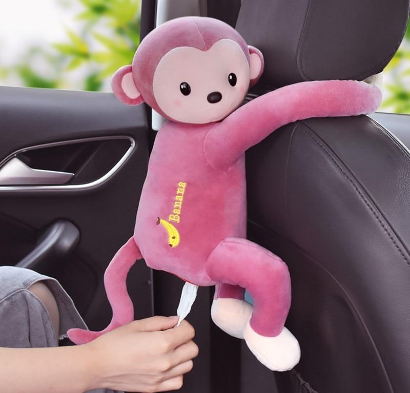 Creative Naughty Plush Monkey