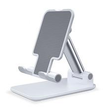 Mobile Phone Holder Stand Adjustable Tablet Stand Desktop Holder Mount For IPhone IPad