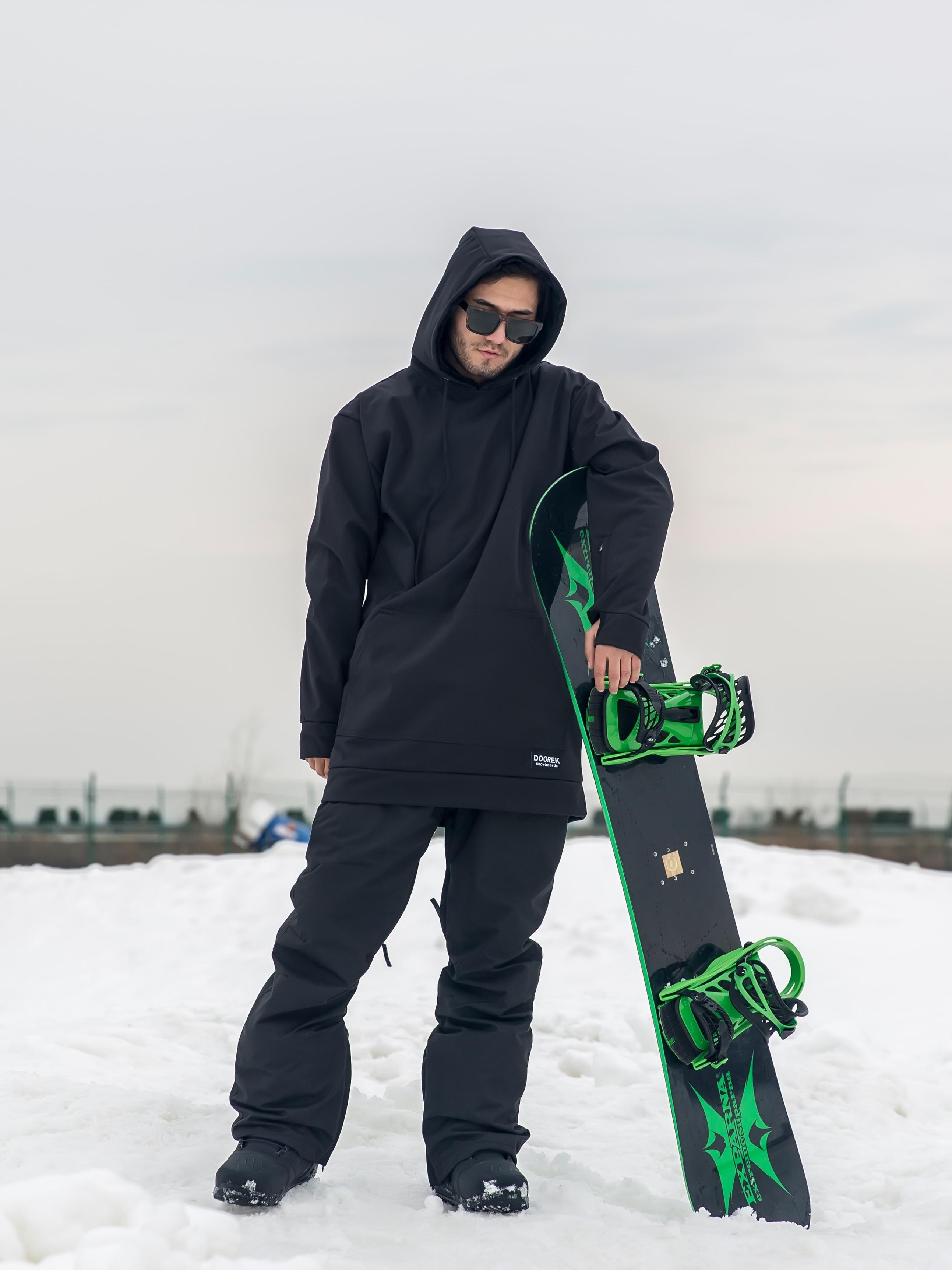 Doorek Professional Miehet Naiset Talvihiihtotakki Lämmin - Hiihto ja lumilautailu