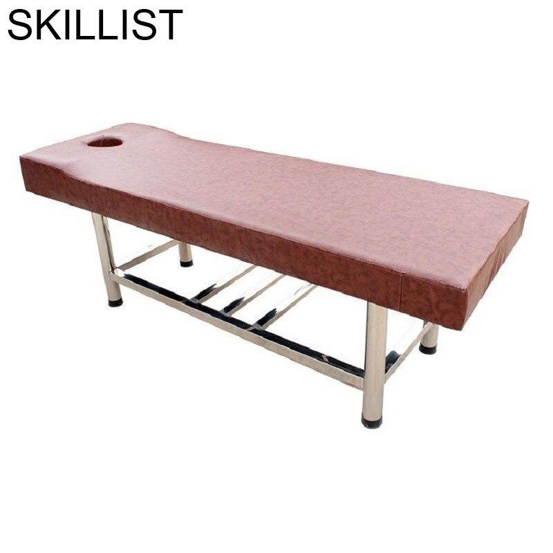 Lettino Massaggio Tafel Mueble De Silla Masajeadora Tattoo Tempat Tidur Lipat Beauty Furniture Salon Chair Table Massage Bed