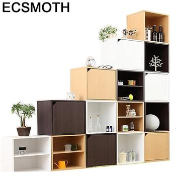 De Maison Decoracao Home Boekenkast Mueble Libreria Cabinet Decor Shabby Chic Wood Retro Furniture Decoration Book Shelf Case