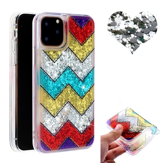 Girls Glitter Star Case for iPhone 11/11 Pro/11 Pro Max 4