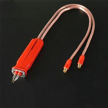 Professional Hand-held Spot Welding Pen Adjustable DIY Battery Welder Pen for 709 Series Spot Welding Machine Accessories
