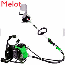 hot sale backpack class A gasoline O-JENAS brush cutter/grass trimmer/weeding machine wheat and rice cutter