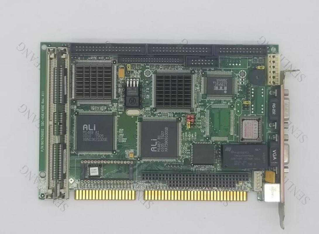SBC-456/456E Rev:A1.1 With Memory One Year Warranty
