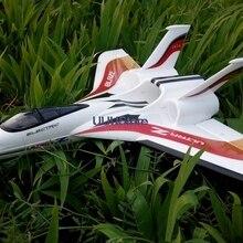 Ultra-Z Blaze 790 мм размах крыльев EPO фиксированное крыло летающее крыло толкатель или 64 мм реактивный гонщик RC самолет комплект радиоуправляемая модель для хобби игрушка