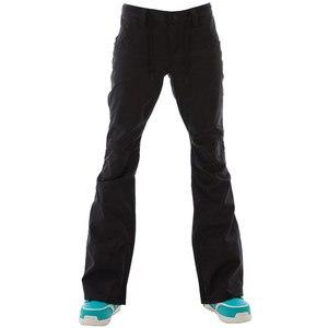 Image 2 - Marke NEUE Schnee Hose Snowboarden Anzug Tragen 15k Wasserdichte Winddicht Atmungsaktiv Winter Outdoor Sport Skifahren Hosen für Frauen