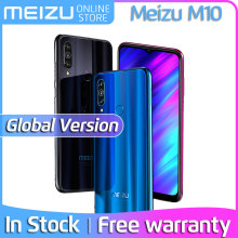 Meizu M10 3GB-RAM 32GB-ROM WCDMA/LTE/GSM/CDMA Octa Core Fingerprint Recognition 13mp