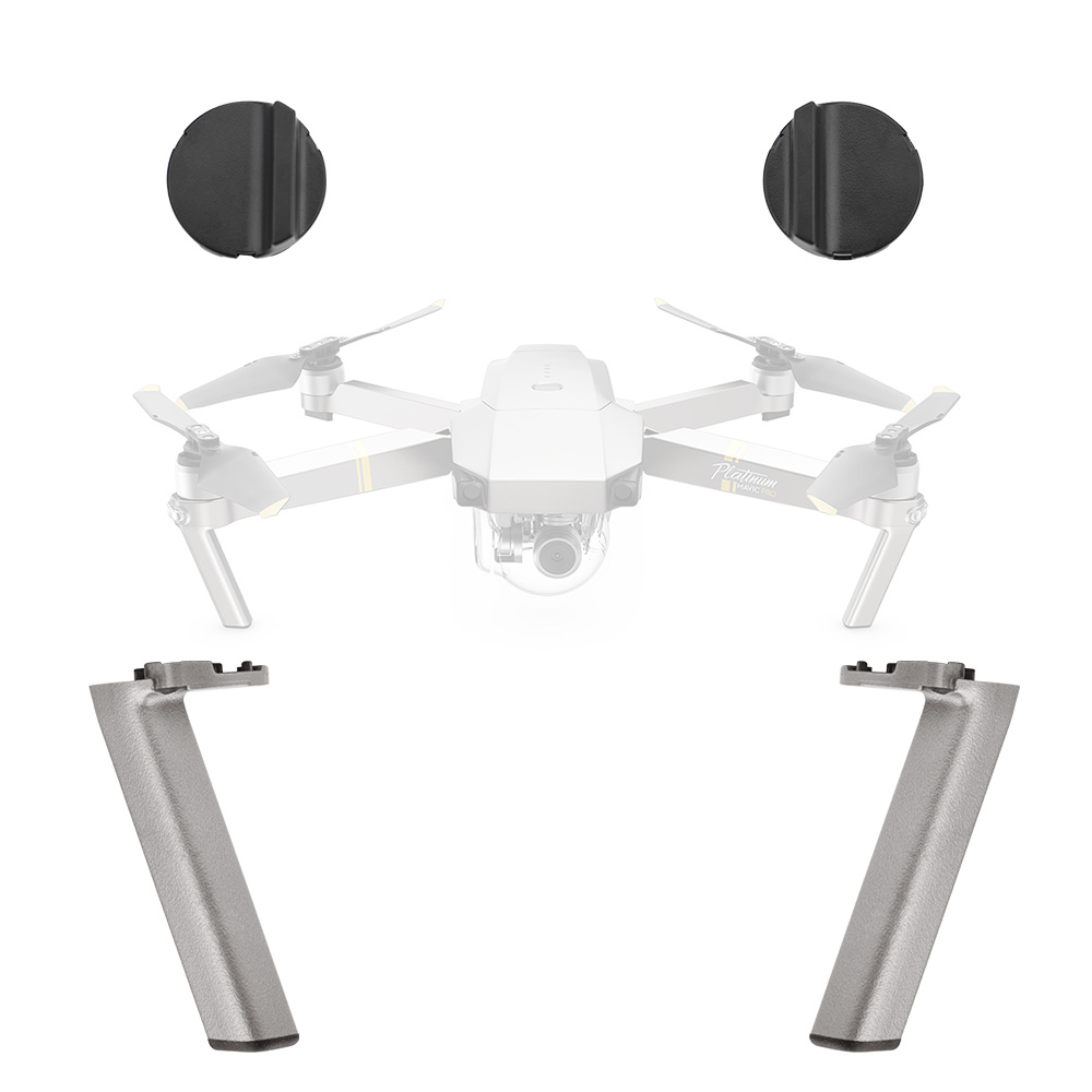 Landing Gear Kits Drone Replacement Repair Parts Landing Leg Feet Motor Base Left Right Front Back Rear Legs For DJI Mavic Pro