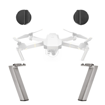 цена на Landing Gear Kits Drone Replacement Repair Parts Landing Leg Feet Motor Base Left Right Front Back Rear Legs for DJI Mavic Pro