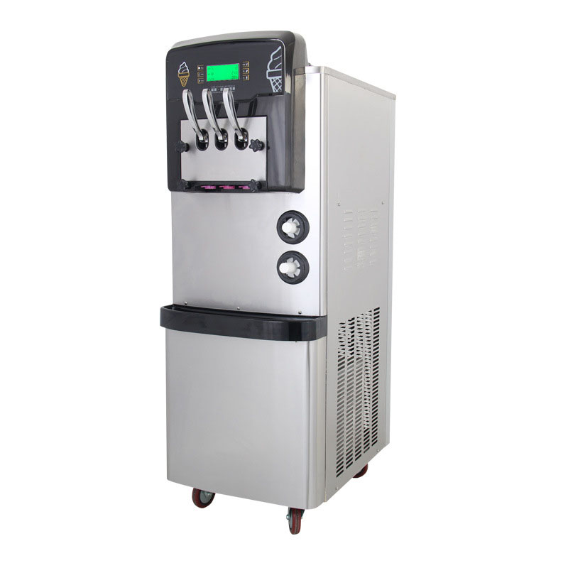 Electric Ice Cream Machine Commercial Automatic Commercial Ice Cream Machine High Expansion And Preservation Pre-cooling