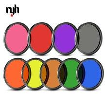 Filtre de couleur FLD pour appareil photo DSLR S, 30MM 37MM 40.5MM 46MM 49MM 52MM 55 MM 58MM 62MM 67MM 72MM 77MM 82MM