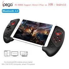 IPEGA 9083S Pubg контроллер геймпад Android джойстик для iPhone для iPad джойстик игровой коврик Android беспроводной bluetooth Поддержка iOS