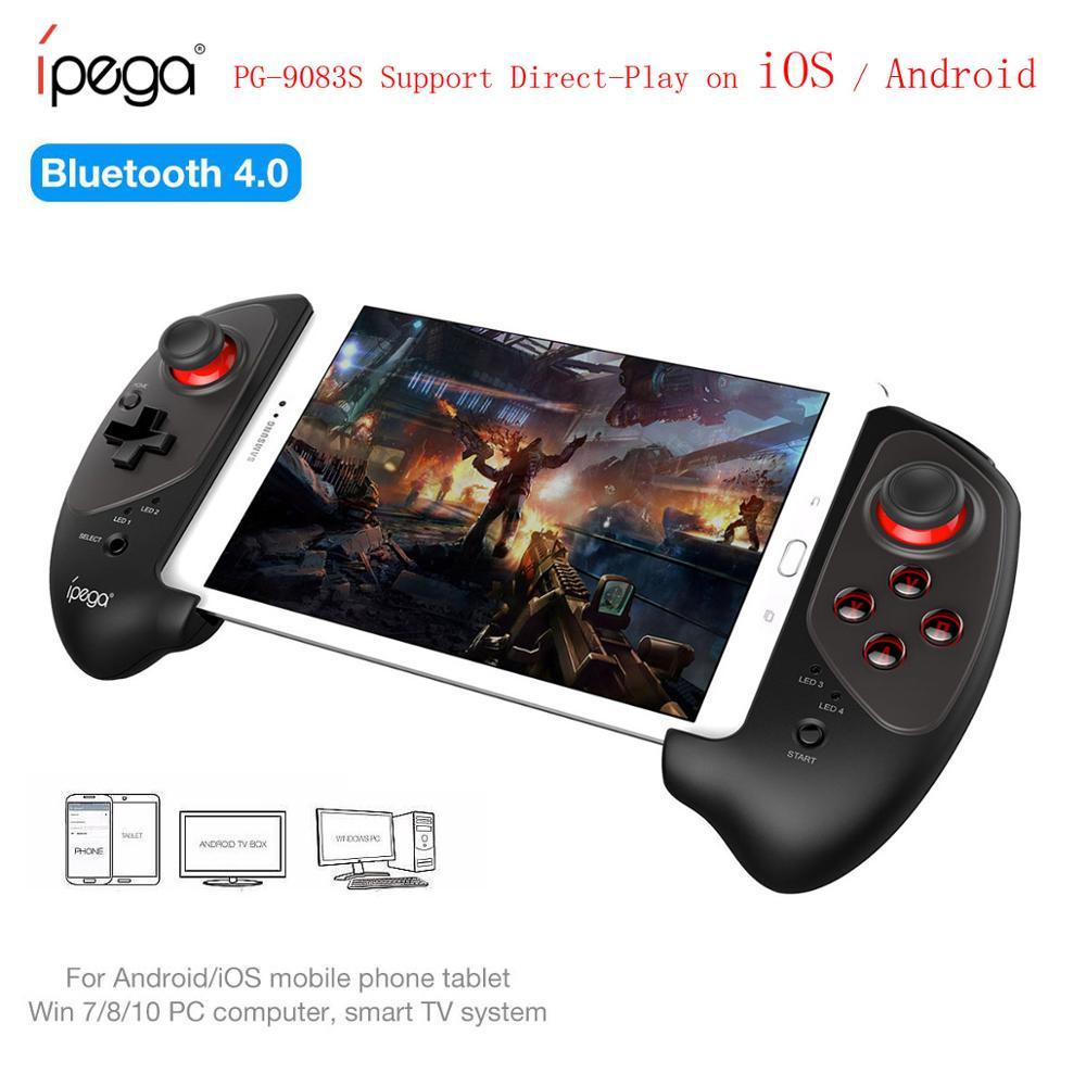 Joypad Gamepad iPEGA 9083S Android Pubg Game pad Controlador de Joystick para o iphone para o iPad Suporte iOS Android Sem Fio Bluetooth