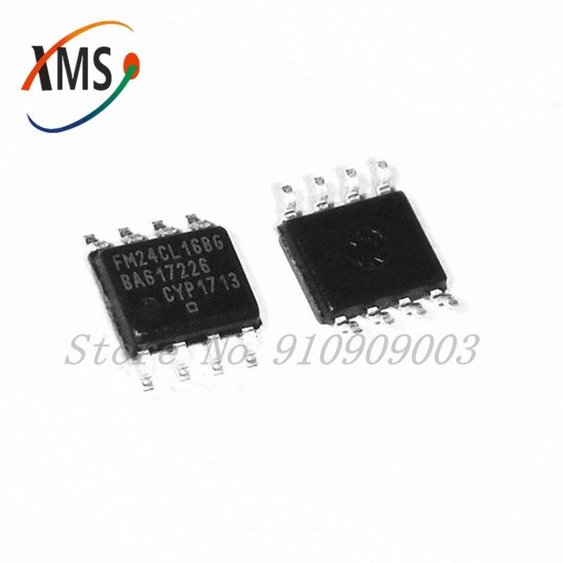 10 шт.-G SOP FM24CL16 SOP-8 24CL16 SOP 16Kb FRAM Se rial 3V память