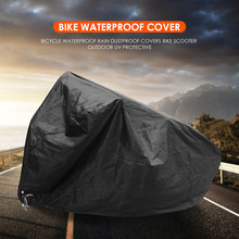 Bicycle Outdoor UV Protective Shell MTB Bike Scooter Waterproof Rain Dustproof Covers Accessories(China)