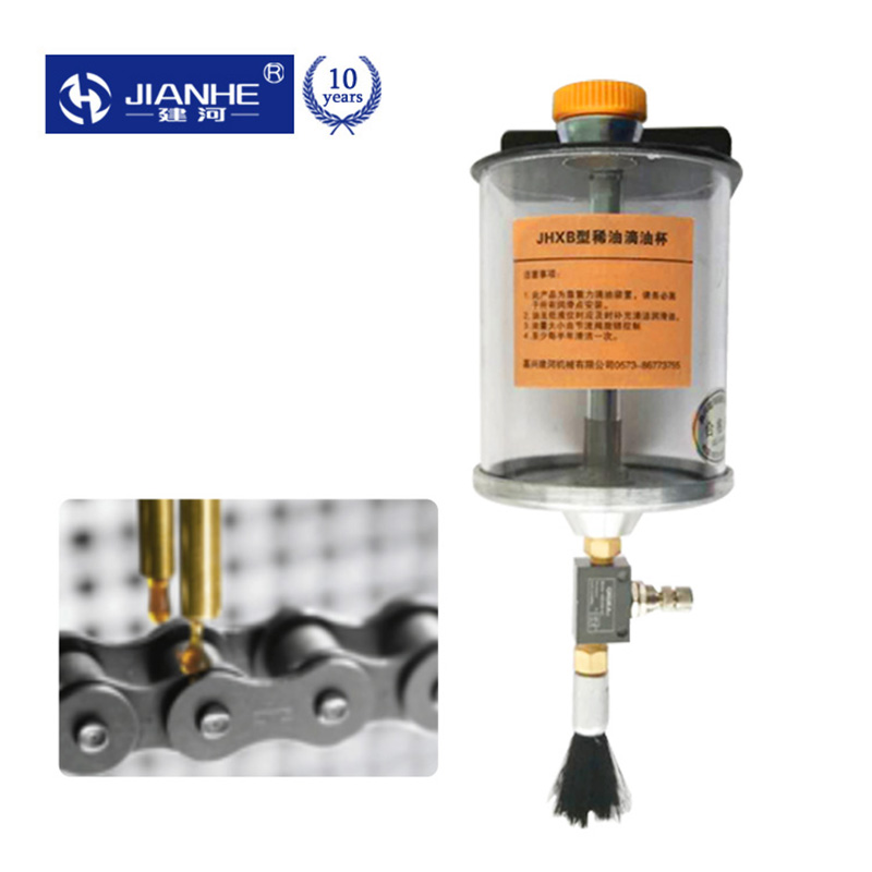 Jianhe JXHB Type 1L  Drip Feed Oiler Drip Oil Cup  Lubrication Oil For Lubrication System