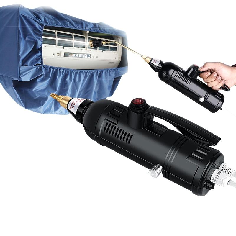 EU/AU/UK/US Plug 220V Steam Generator High Pressure Handheld Steaming Cleaner Air Conditioner Cleaning Machine