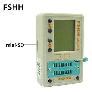 Image 4 - CH2016 미니 멀티 오프라인 프로그래머 24 25 93 SPI 데이터 플래시 AVR 오프라인 프로그래밍 오프라인 버너보다 EZP2010 EZP2013