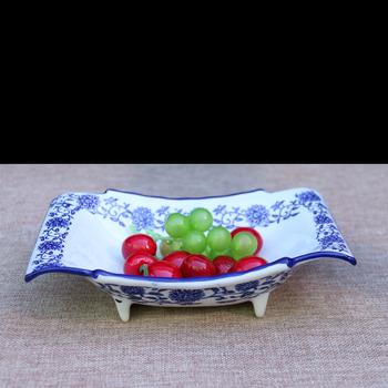 Nieregularna ceramika płytki talerz głęboki talerz zupy strona główna restauracja dekoracyjne zastawy stołowe salaterka na owoce płytki talerz s i naczynia tanie i dobre opinie CN (pochodzenie) ceramic